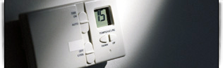 Thermostat, Heating Repairs