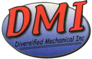 DMI Logo, Refrigeration Units